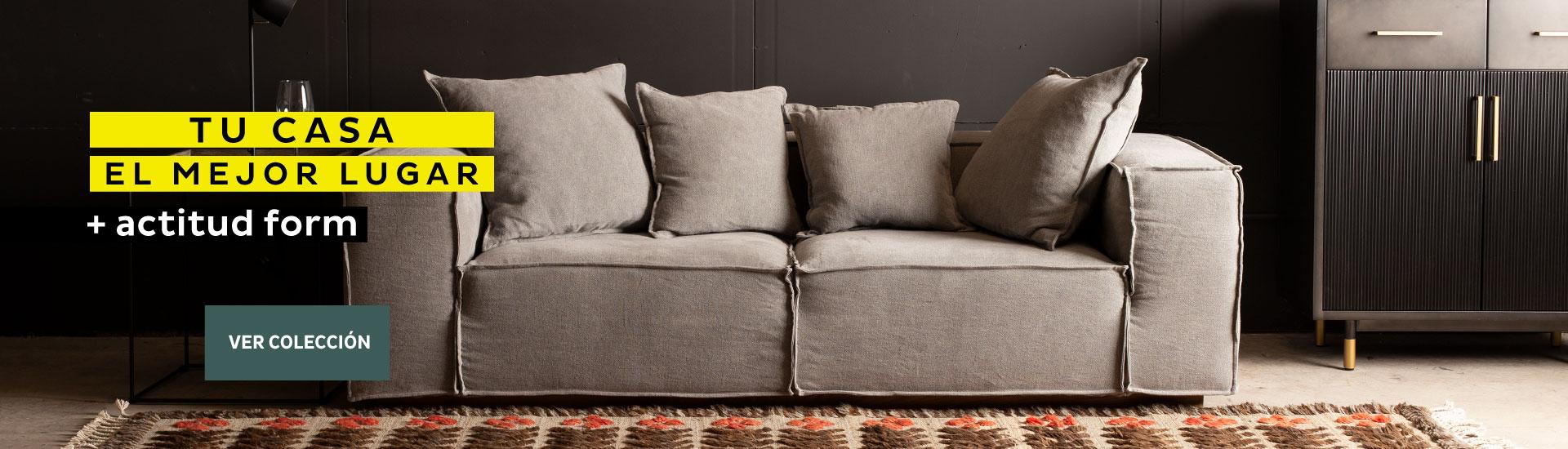 Sofás. Sitiales. Muebles. Complementos para tu living.