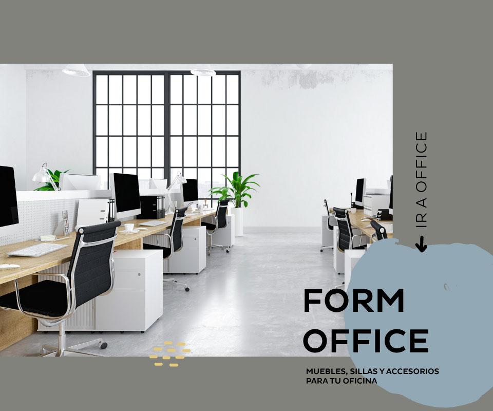 Mobiliario de Oficina - Silla de oficina