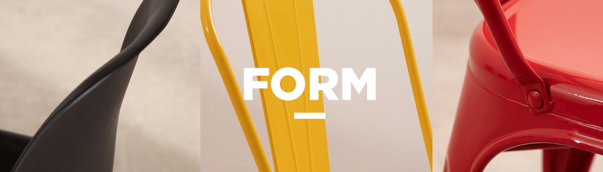 FORM DESIGN muebles diseño tendencia decoración