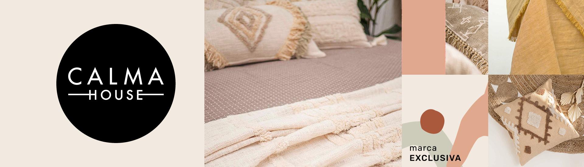 nueva colección textiles calma house
