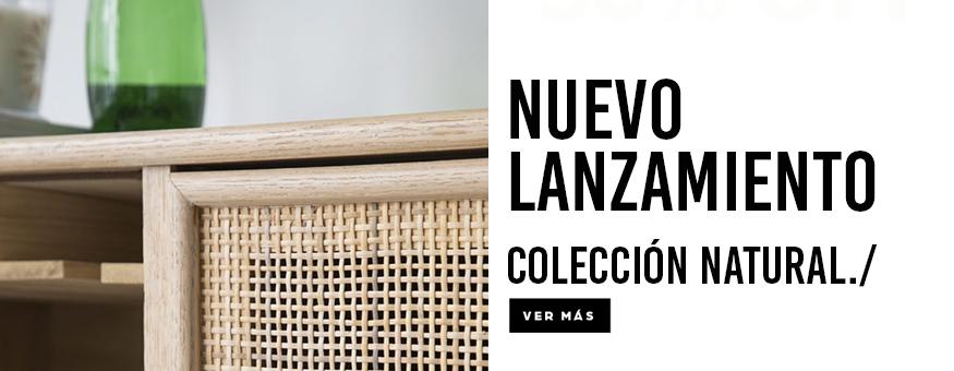 nueva colección natural diseño estilo